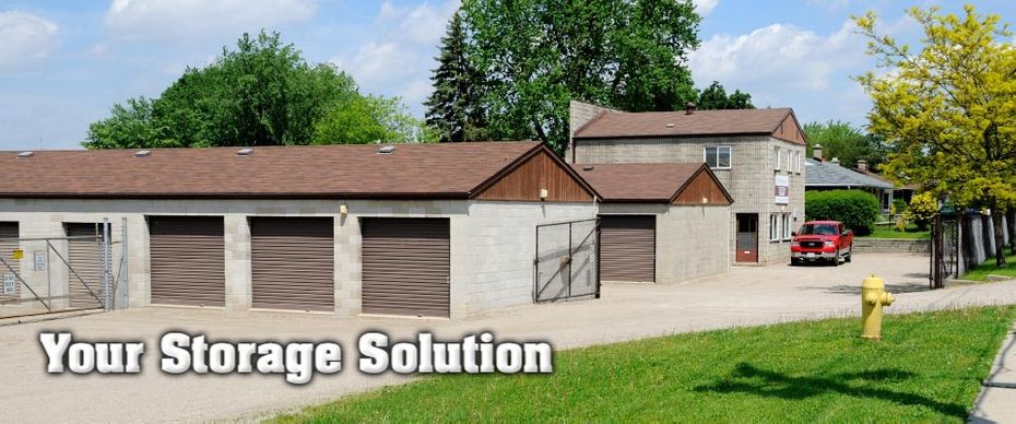 Your Storage Solution | facility exterior